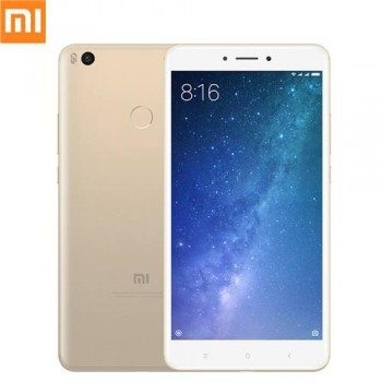 Xiaomi Mi Max 2 Gold 12 MP 4.5G 6.4 64 GB
